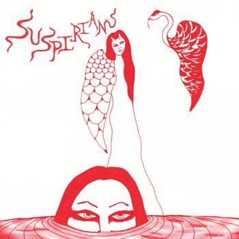 Suspirians – Suspirians LP
